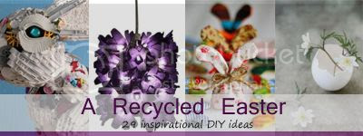 29 inspirational recycled DIY ideas for Easter
