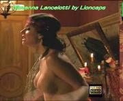 Giovanna Lancelotti nua na novela Gabriela