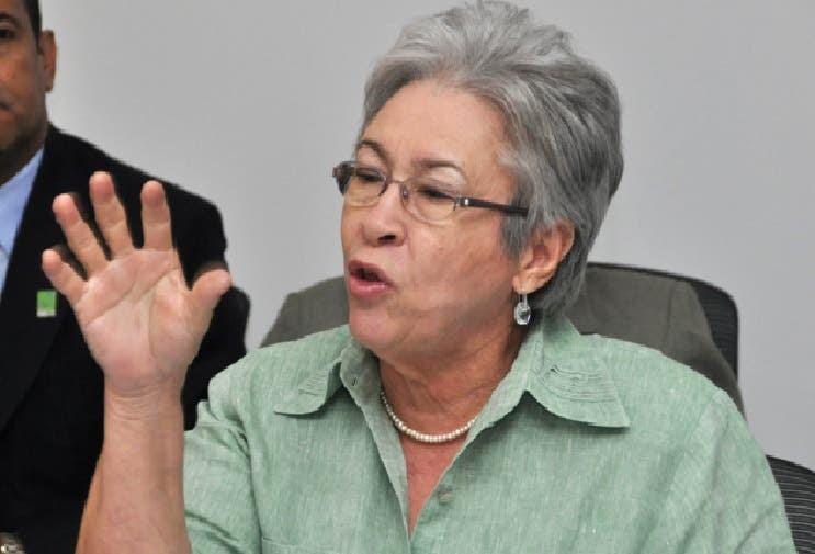 Resultado de imagen para doctora Altagracia Guzmán Marcelino