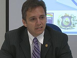 José Cláudio Nogueira (Foto: Reprodução / TV Globo)