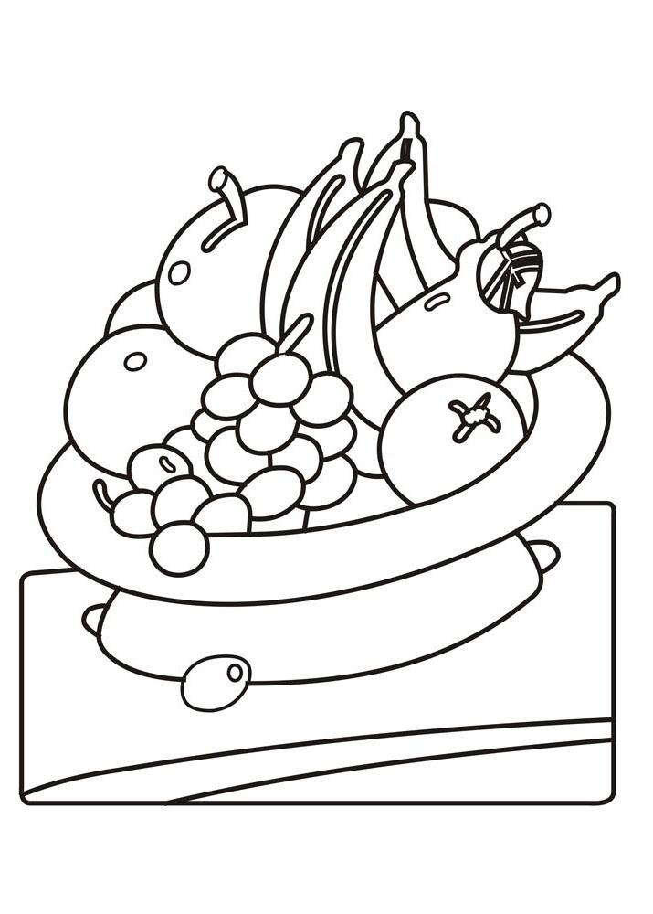 Eniyialcom Da Kum Boyama Meyve Sepeti ürünlerinin çeşitlerini