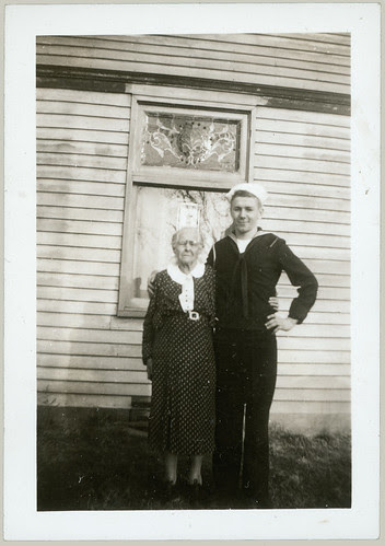 Grandma and the Sailor