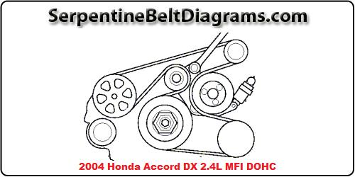 Diagram 2005 Accord 2 4 Belt Diagram Full Version Hd Quality Belt Diagram Sitexunger Caditwergi It