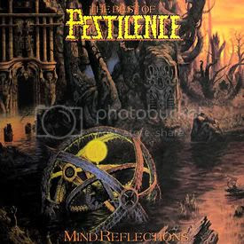 Pestilence - The Mind Reflections (The Best Of, Roadrunner Records, 1993)