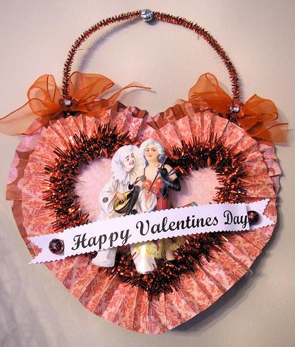 Vintage Valentine: Carnival Love!