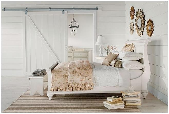 Vintage Style Bedroom Decor