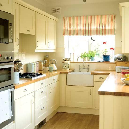 Warm country kitchen   housetohome.co.uk