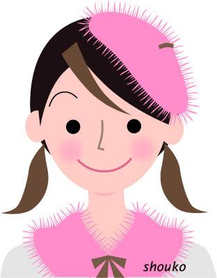 無料イラスト フリー素材 子供のイラスト 可愛い女の子