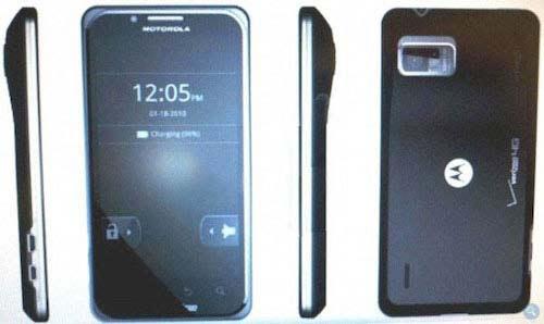 Motorola Bullet