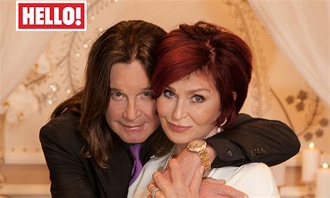 Ozzy and Sharon Osbourne exclusively tell Hello! about