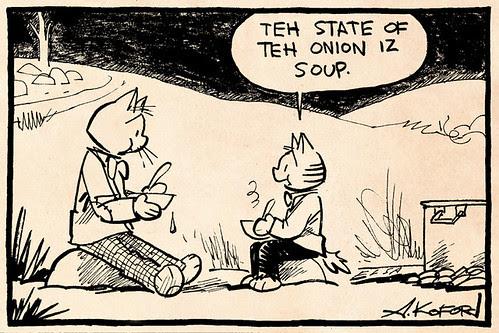 Laugh-Out-Loud Cats #2194 by Ape Lad