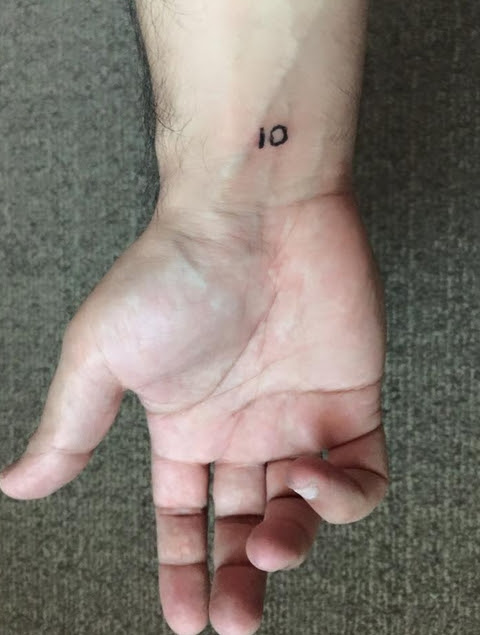 Lionel Messi Le Hizo Un Tatuaje A Su Tatuador Oficial Deporte