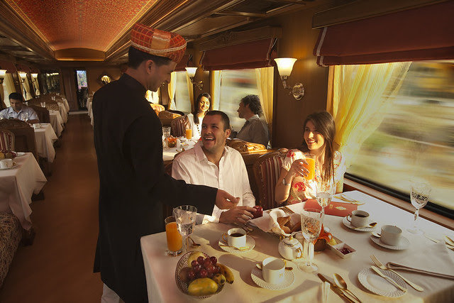 Rang Mahal Dining Car