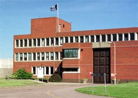 arrested  wayland prison  suspicion  drug