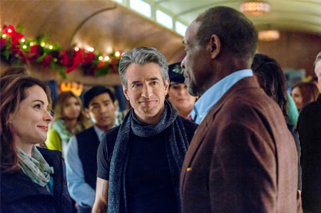 a Hallmark Hall of Fame Christmas Movie