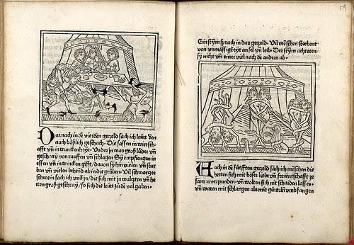 Buch der Kunst dadurch der weltliche Mensch mag geistlich werden - Johann Bämler 1477 c