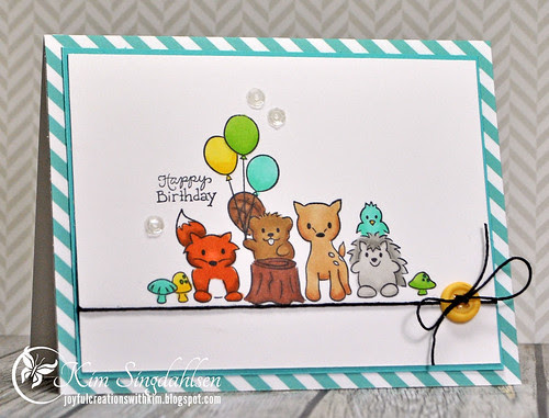 Woodland Birthday