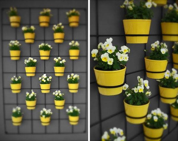 Insitu Wall Planters (
