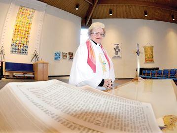 Rev. Roberta Fuller