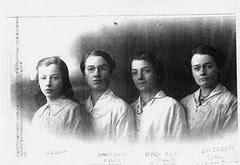 Potts daughters
