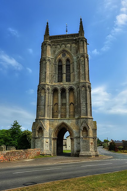 St Mary's,  West Walton, Norfolk