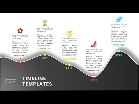Download Template Slide Timeline Powerpoint