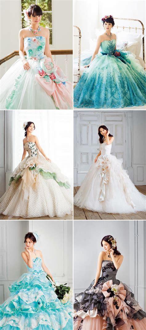 Princess Worthy Dreams! Top 10 Japanese Wedding Dress