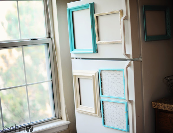 Easy DIY Fridge Makeover