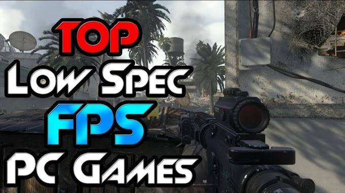 Low Spec Pc Games List