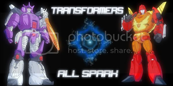 Transformers All Spark