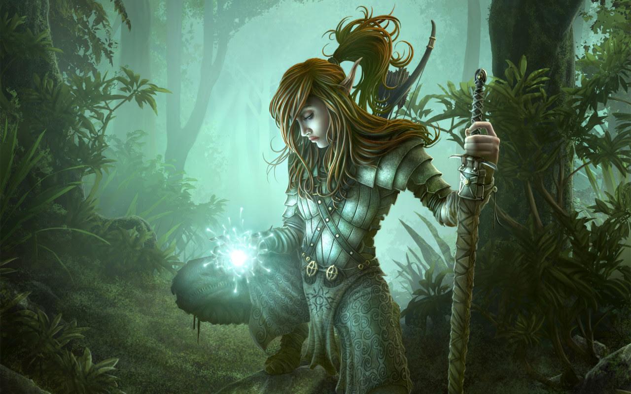 Fantasy Fantasy Elf
