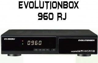 EVOLUTIONBOX EV 960RJ NOVA ATUALIZAÇÃO MODIFICADA 58W ON - 09/02/2018