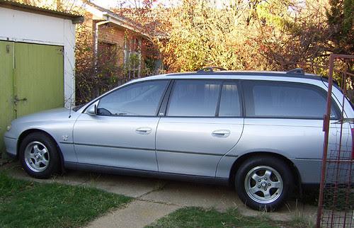 Dolly the car