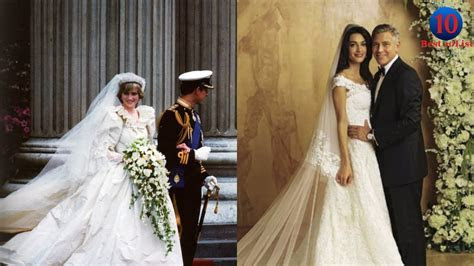 12 Of The Most Expensive Designer Wedding Dresses   YouTube