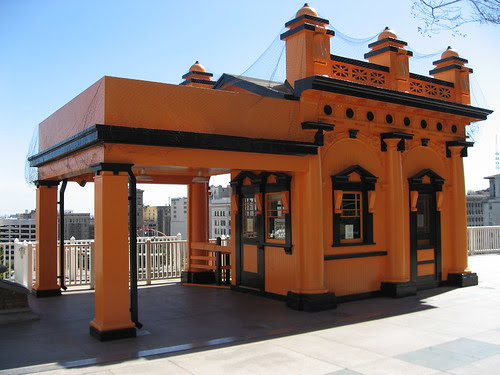 Angels Flight - Station House