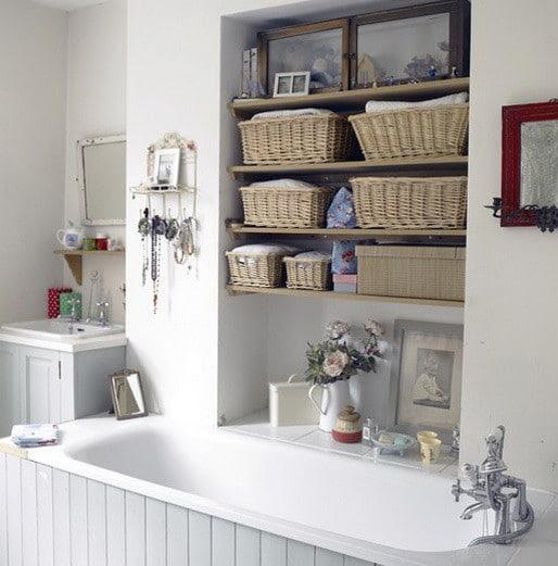 53 Bathroom Organizing And Storage Ideas - Photos For Inspiration ...
