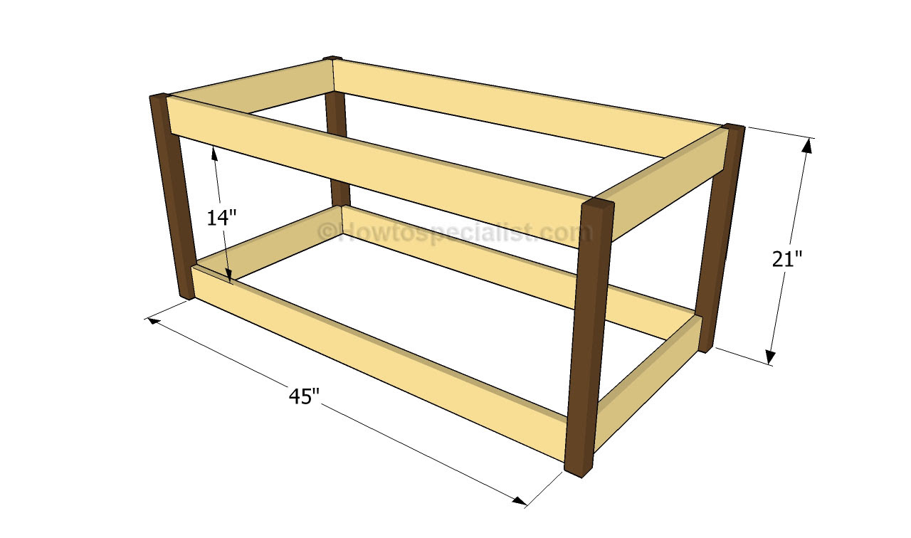 How To Build A Easy Toy Box Easy Way To Build Woodworking Plans