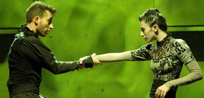 Artistas locales y danza contemporánea, protagonistas en la Bienal Internacional