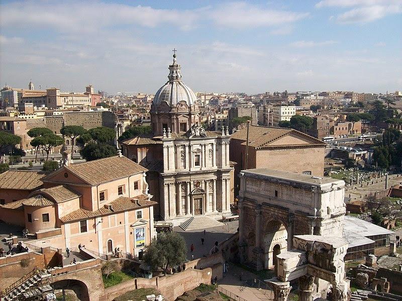 File:2012-02-17 Foro Romano da Palazzo Senatorio 3.jpg