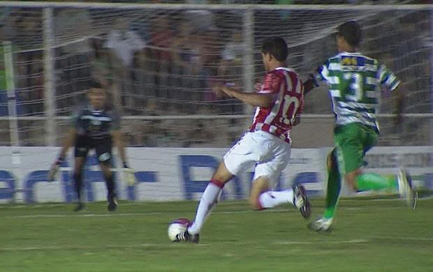 Belo Jardim x Náutico (Foto: Reprodução / TV Globo)