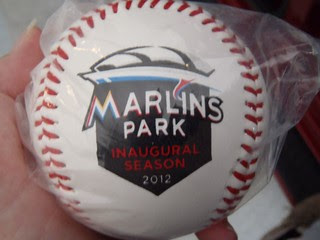 Miami Marlins Park Inaugural Season 2012 Baseball