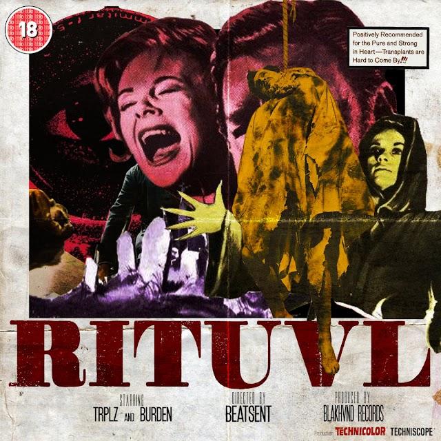 "Blak Hvnd – ""RITUVL"" EP"