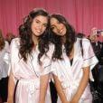 Lais participu ao lado de Sara Sampaio, que também foi anunciada nova angel, do desfile da Victoria's Secret em 2013