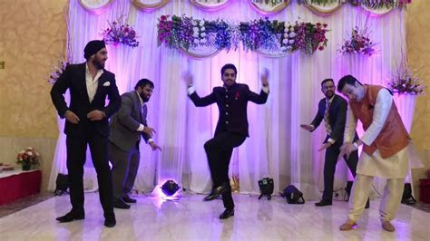 SURPRISE Wedding Dance Performance by the Groom for the