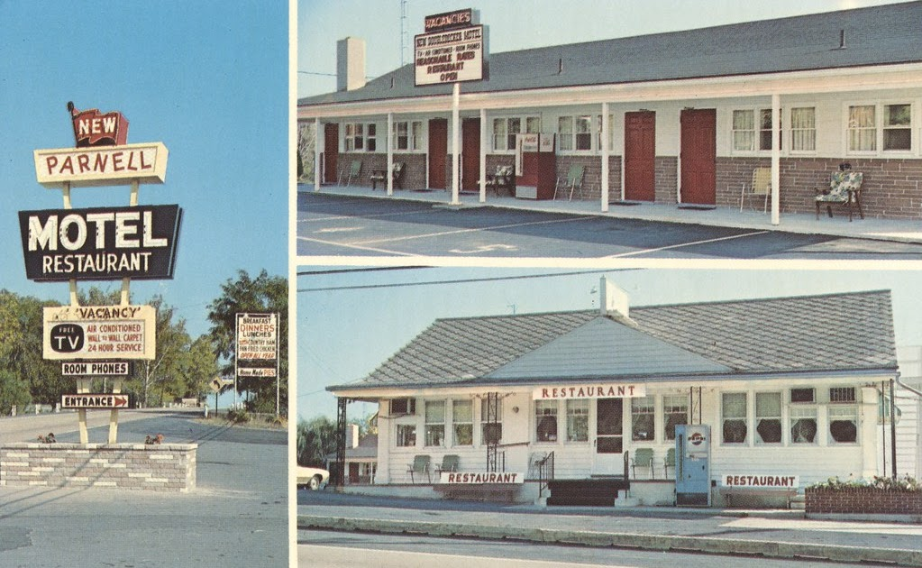 The Cardboard America Motel Archive New Parnell Motel
