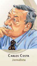 Caricatura: Carlos Costa - Jornalista [Spacca]