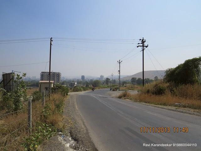 "Sus Nande Road - Visit Amit Rujuta Ventures' ""Gloria"" 1 BHK 1.5 BHK 2 BHK Flats at Nande near Hinjewadi on Pirangut Nande  Road Taluka Mulshi District Pune 412115"
