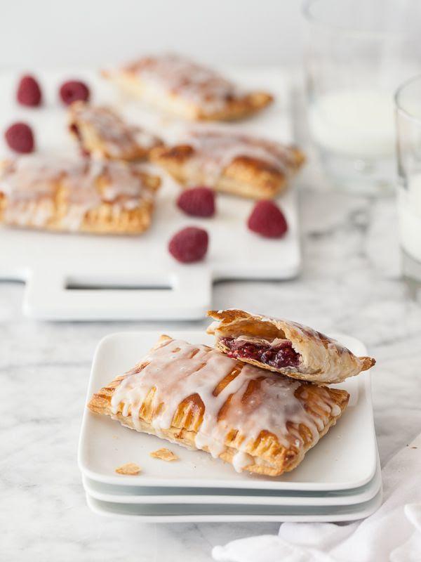 Berry Hand Pie via Foodie Crush