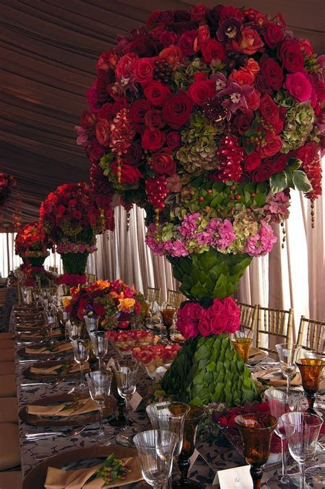 Floral Wedding Table Decoration ? Amazing Floral Wedding