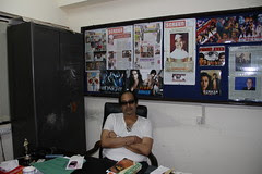 Mr Subir Mukherjee of Filamalaya Studios Andheri Mumbai by firoze shakir photographerno1